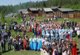 В воскресенье в Ангарской деревне состоится праздник «Спас на полотне» и ярмарка