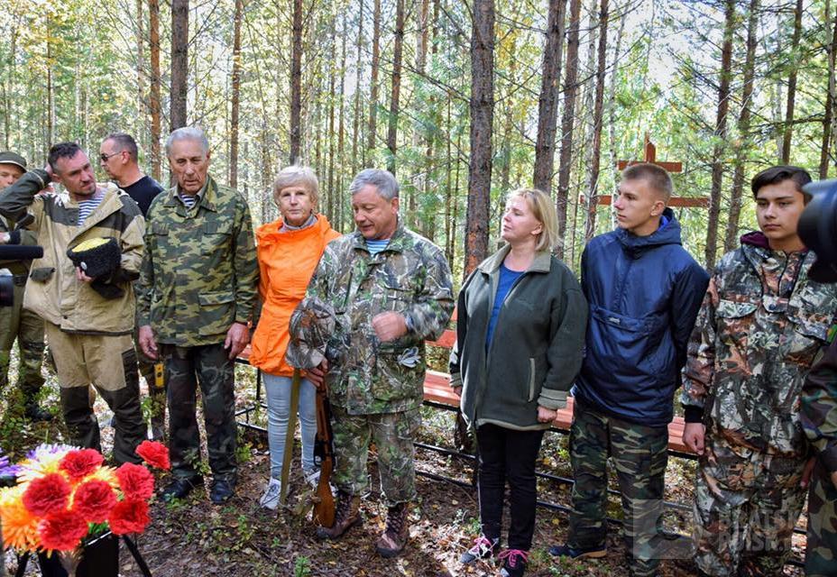 Мэр Братска возглавил экспедицию к месту гибели Ивана Наймушина (ФОТО)