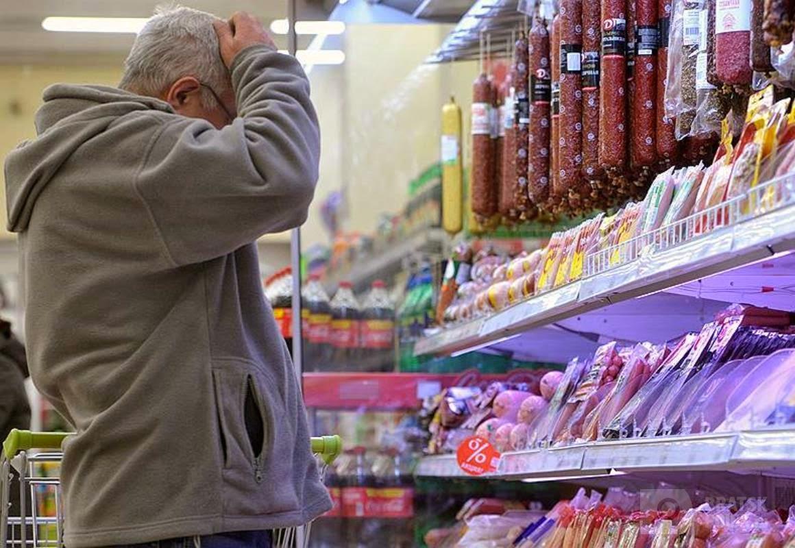 В Приангарье дешевеют овощи, а яйца и апельсины дорожают