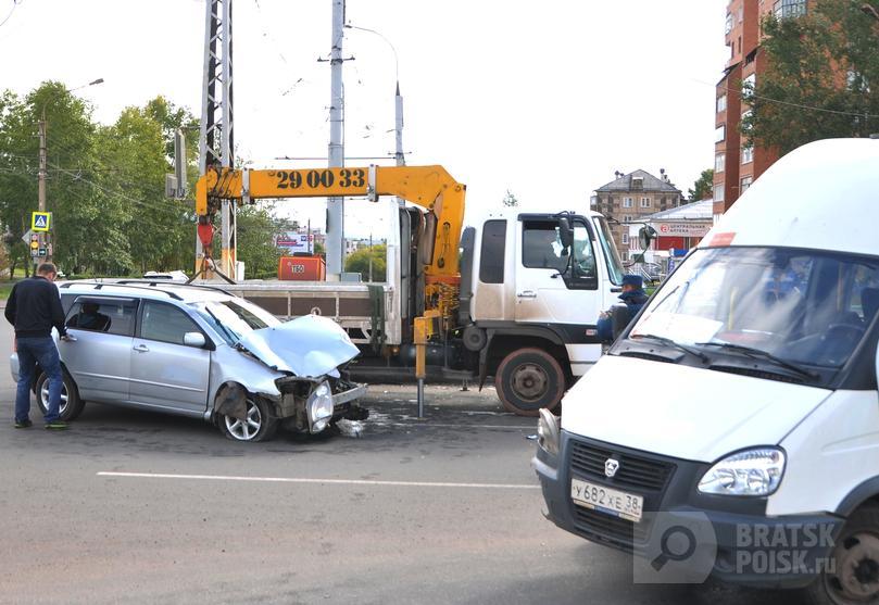 Насколько безопасно в маршрутках Братска?