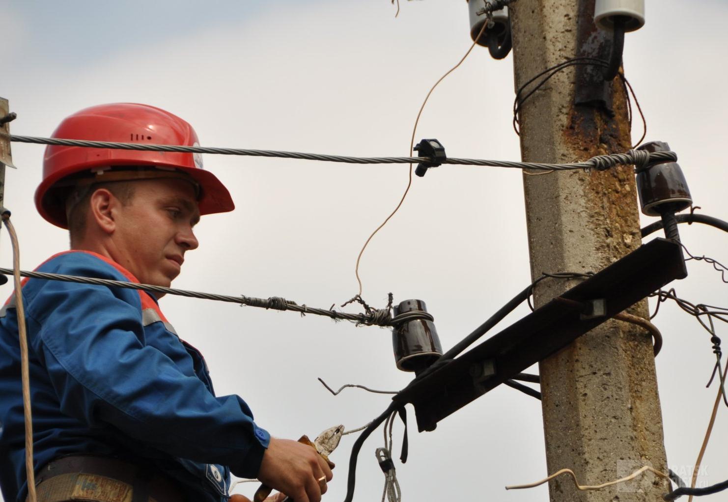 В Иркутской области выявлено 432 случая хищения электроэнергии