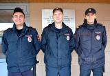 Полицейские Вихоревки бегают быстрее грабителей