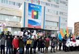 В Братске городским флешмобом вспомнили жертв ДТП (ФОТО)