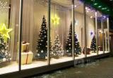 Власти Братска мотивируют предпринимателей украшать свои торговые точки к Новому году