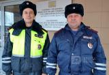 В Братске полицейские спасли жизнь таксисту (ВИДЕО)