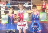 Юные братские спортсмены привезли три «золота» с областного турнира по тайскому боксу