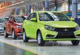 «АвтоВАЗ» поднимет цены на автомобили Lada