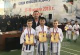 Братские каратисты завоевали медаль на Первенстве России