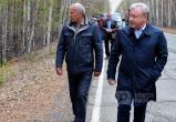Сергей Серебренников проверил работу «Лесного дозора»