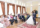 Более 400 пар молодоженов Приангарья зарегистрируют брак в красивые даты августа – 8 и 18 числа