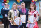 Две школьницы из села Александровка Братского района получили награды от МЧС России