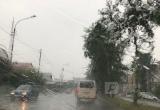 Ливни и грозы возможны в субботу в Приангарье