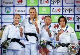 Ирина Долгова завоевала серебряную медаль Гран-при по дзюдо
