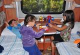 Пассажиры плацкартных вагонов могут купить билеты на поезд со скидкой 40%