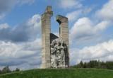 В Псковской области обнаружено захоронение останков уроженца Иркутской области времен Великой Отечественной войны