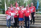 Команда ветеранов Братска стала чемпионом областного этапа Всероссийской Спартакиады пенсионеров