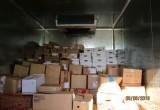 В Братском районе задержали три машины с крупной партией мяса и яиц без документов