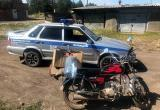 Госавтоинспекторам Братска в течение суток дважды пришлось пускаться в погоню за мотоциклистами