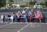 В День госфлага по улицам Братска пронесут 100-метровый триколор