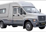 ГАЗ представил новый микроавтобус и пикап на базе Соболя 4х4