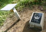 В Ангарском районе жители организовали кладбище домашних животных, владелец земли заплатит за это штраф