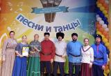 """Казачий ансамбль """"Ладья"""" успешно выступил на фестивале в Сочи"""