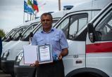 Больницы Братского района получили новые машины скорой помощи