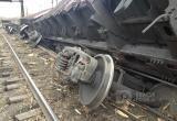 В Иркутской области с рельсов сошли 10 вагонов грузового поезда