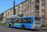 В Братске временно отменили один из троллейбусных маршрутов