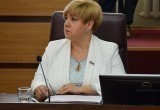 Елену Свижак утвердили в должности  заместителя председателя депутатской комиссии по вопросам правовой и социальной защиты населения