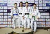 Братские дзюдоисты Ирина Долгова и ее брат Андрей завоевали награды на крупных соревнованиях