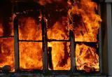 В Братском районе во время пожара погибли 24-х летняя женщина и двое детей